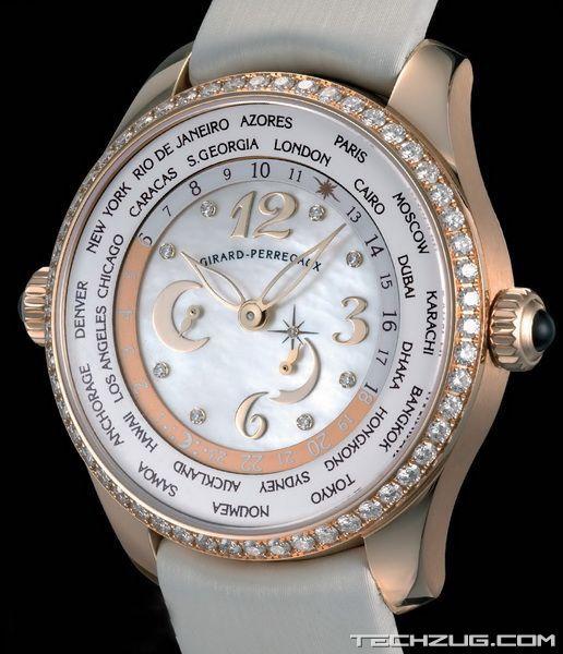 Ngắm đồng hồ kim cương độc nhất thế giới! (P1) - 14