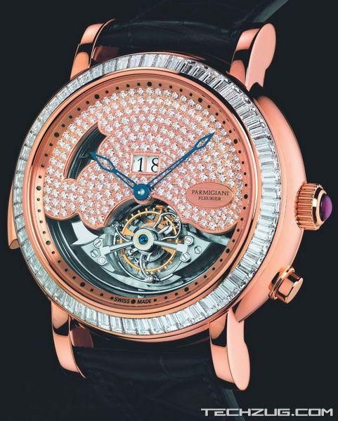 Ngắm đồng hồ kim cương độc nhất thế giới! (P1) - 15