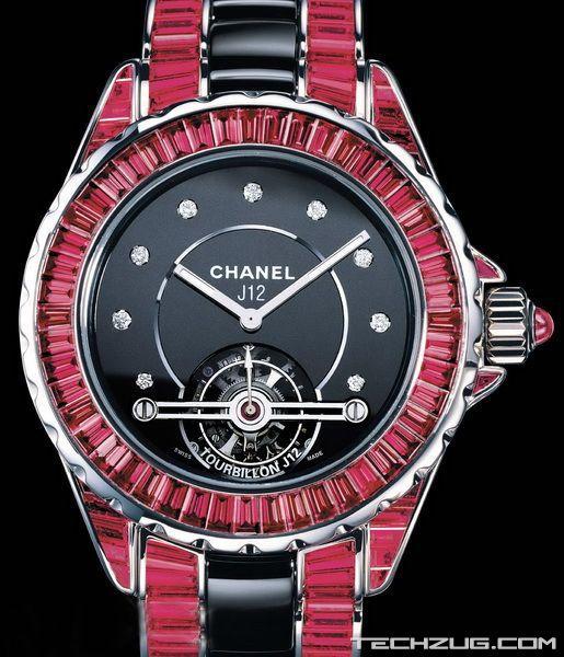 Ngắm đồng hồ kim cương độc nhất thế giới! (P1) - 16