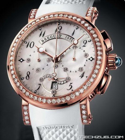Ngắm đồng hồ kim cương đắt giá nhất thế giới (Phần 2) - 2