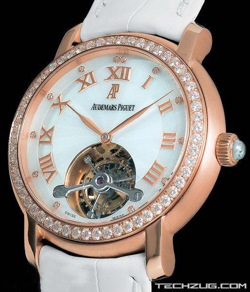 Ngắm đồng hồ kim cương đắt giá nhất thế giới (Phần 2) - 10