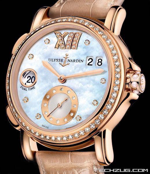 Ngắm đồng hồ kim cương đắt giá nhất thế giới (Phần 2) - 11