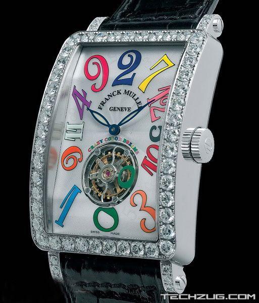 Ngắm đồng hồ kim cương đắt giá nhất thế giới (Phần 2) - 12