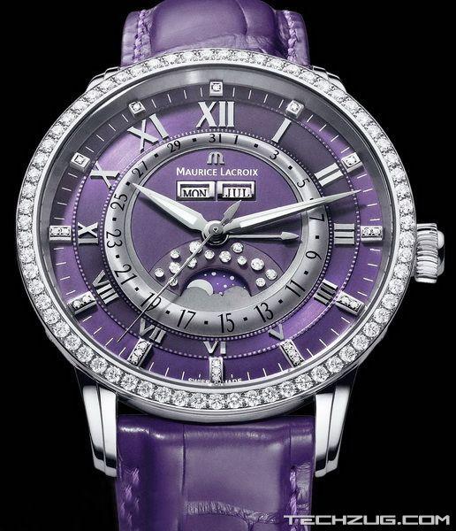 Ngắm đồng hồ kim cương đắt giá nhất thế giới (Phần 2) - 16