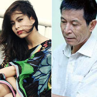 Bố Hoàng Thùy Linh: Bạc tóc vì con