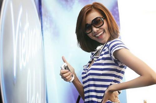 Siêu mẫu Thanh Hằng đi thi Vietnam Idol 2010? - 2