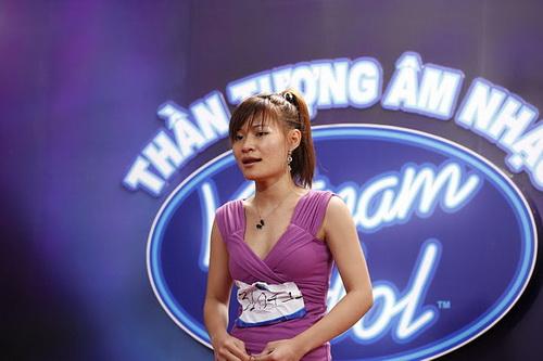 Siêu mẫu Thanh Hằng đi thi Vietnam Idol 2010? - 8