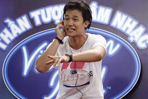 Siêu mẫu Thanh Hằng đi thi Vietnam Idol 2010? - 9