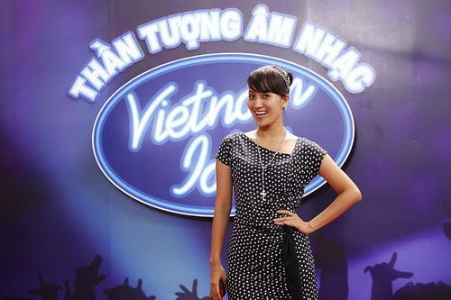 Siêu mẫu Thanh Hằng đi thi Vietnam Idol 2010? - 7