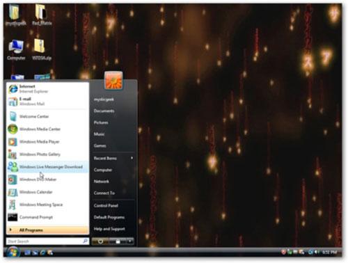 Mẹo dùng video làm hình nền desktop trong Windows 7 - 5