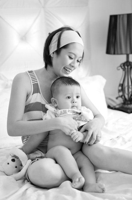 Thanh Thúy - Bà mẹ trẻ mát tay - 6