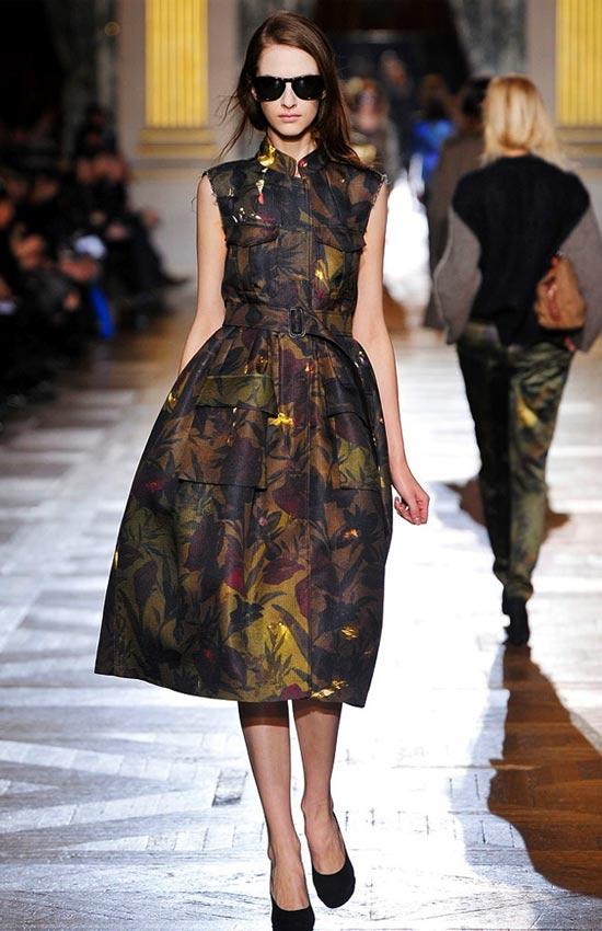 Mặc đẹp với chiếc váy của thập niên cũ - 1
