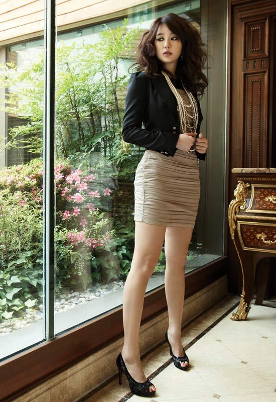 Yoon Eun Hye - Nàng thơ kiều diễm - 2