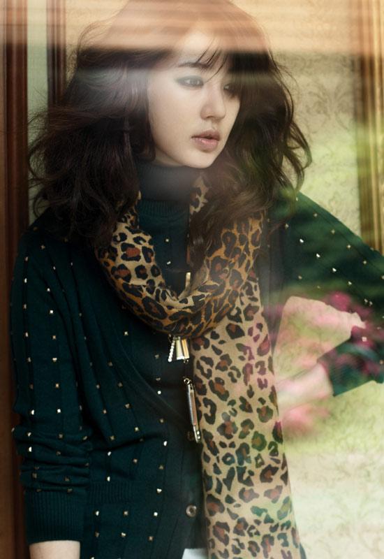 Yoon Eun Hye - Nàng thơ kiều diễm - 5