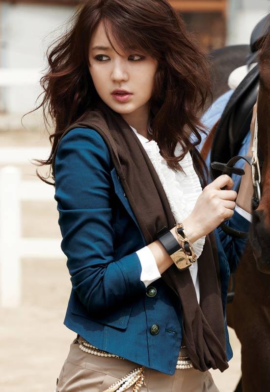 Yoon Eun Hye - Nàng thơ kiều diễm - 10