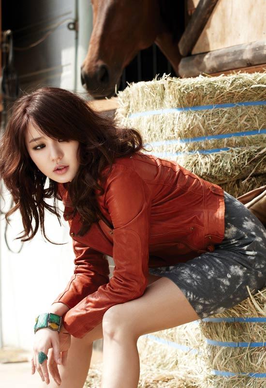 Yoon Eun Hye - Nàng thơ kiều diễm - 14