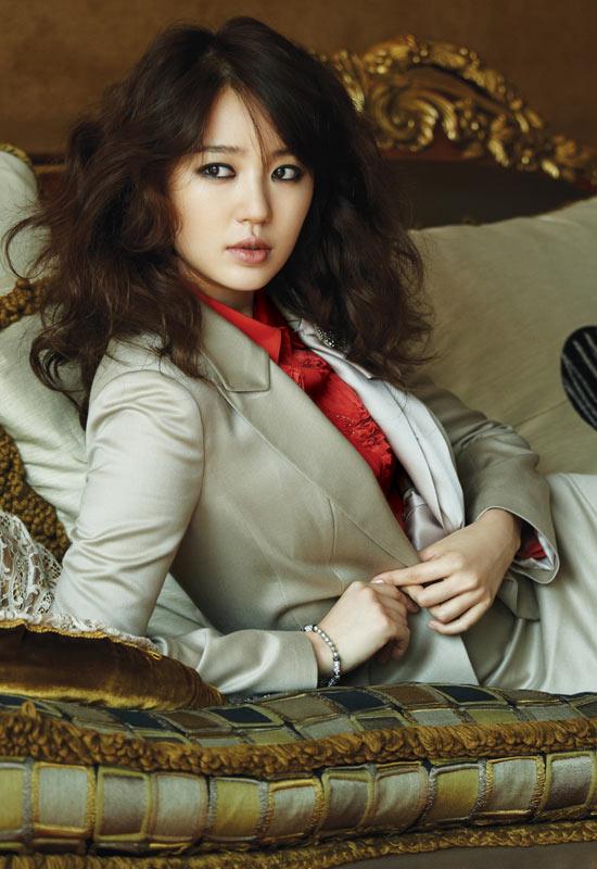 Yoon Eun Hye - Nàng thơ kiều diễm - 9