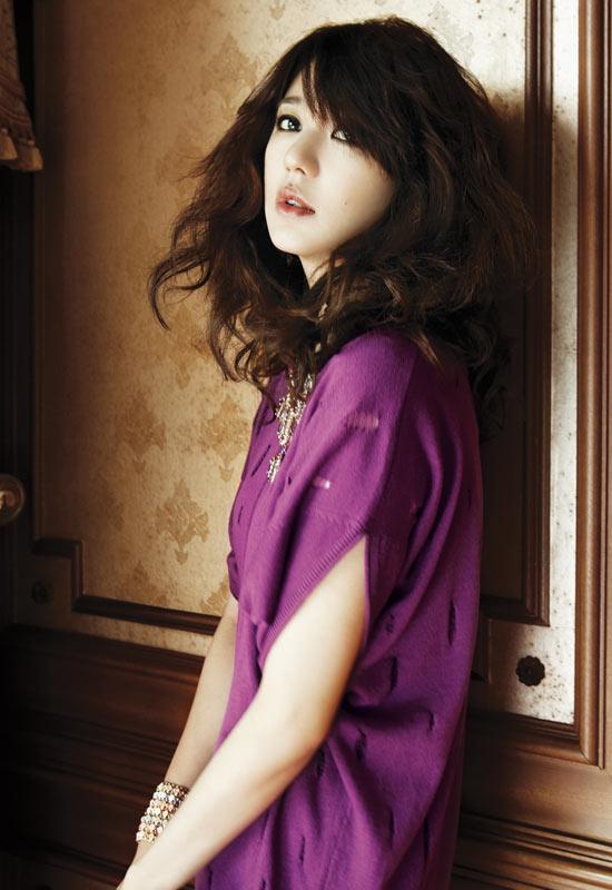Yoon Eun Hye - Nàng thơ kiều diễm - 8