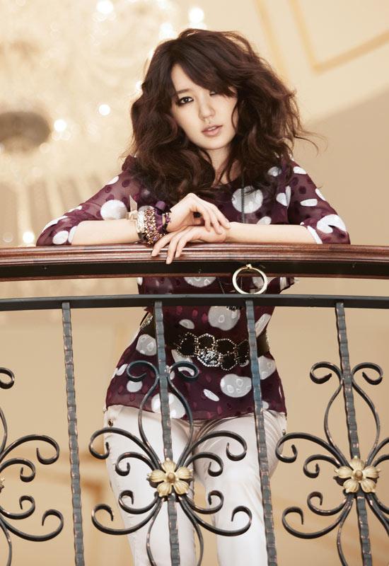 Yoon Eun Hye - Nàng thơ kiều diễm - 15