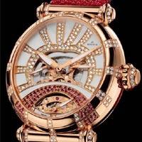 Ngắm đồng hồ kim cương đắt giá nhất thế giới (Phần 2)