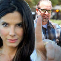 Sandra Bullock vn c tuyt Jesse James