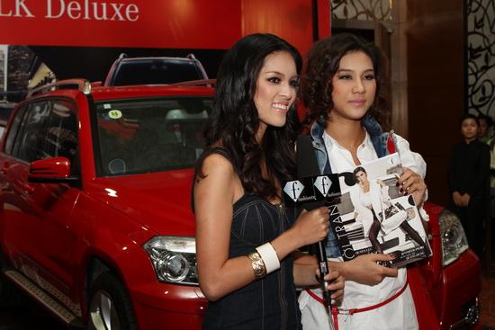 Mai Phương Thúy cực sexy ở Fashion Boulevard - 10
