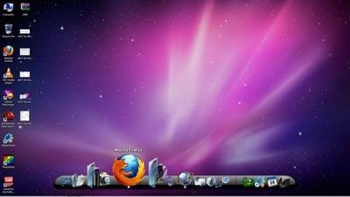Biến Windows 7 thành Mac OS - 5