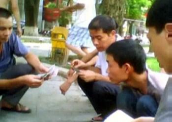 Mánh lới của giới cờ bạc Hà Thành - 1
