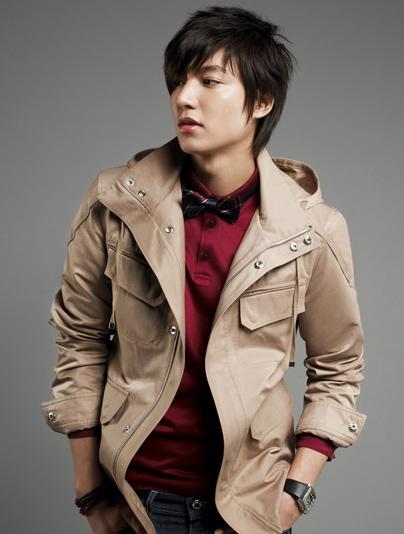 Lee Min Ho bảnh bao với thời trang Hàn Quốc - 2