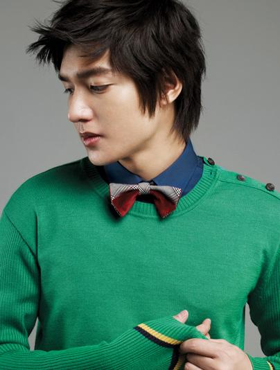Lee Min Ho bảnh bao với thời trang Hàn Quốc - 3