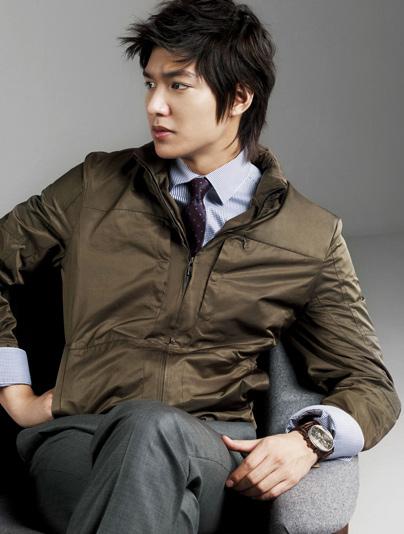 Lee Min Ho bảnh bao với thời trang Hàn Quốc - 4