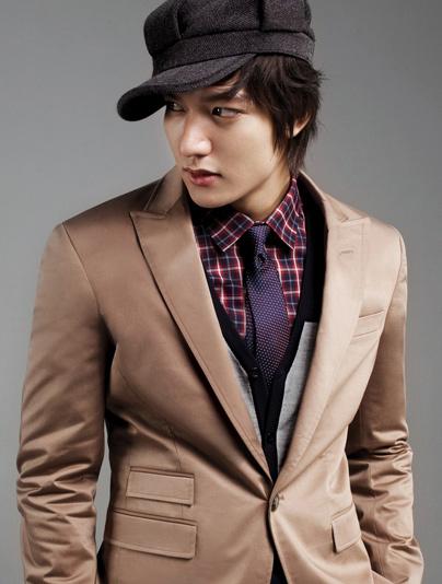 Lee Min Ho bảnh bao với thời trang Hàn Quốc - 5