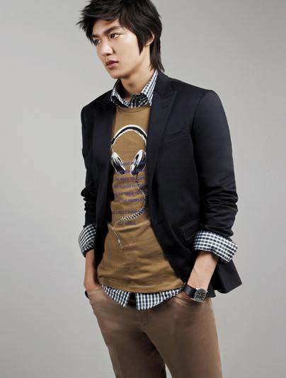 Lee Min Ho bảnh bao với thời trang Hàn Quốc - 6