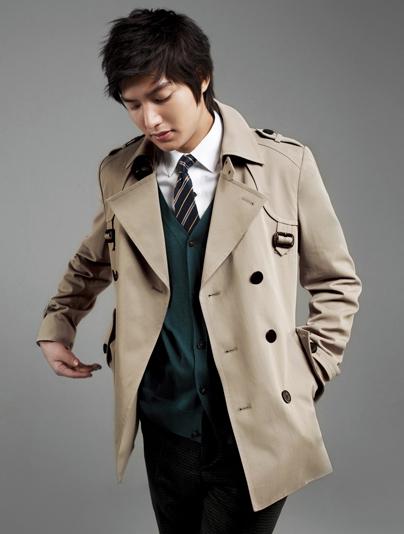Lee Min Ho bảnh bao với thời trang Hàn Quốc - 7