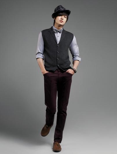 Lee Min Ho bảnh bao với thời trang Hàn Quốc - 10