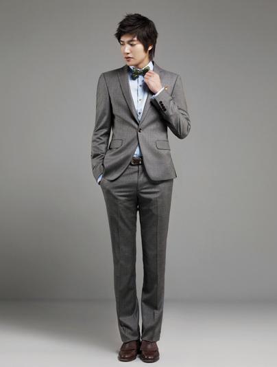 Lee Min Ho bảnh bao với thời trang Hàn Quốc - 11