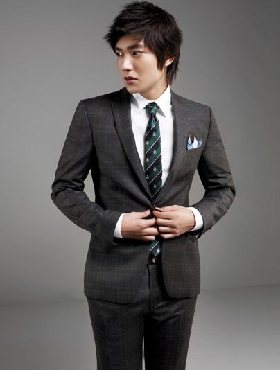 Lee Min Ho bảnh bao với thời trang Hàn Quốc - 9