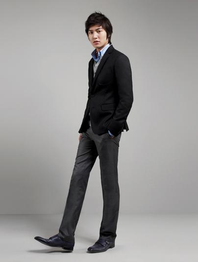 Lee Min Ho bảnh bao với thời trang Hàn Quốc - 14