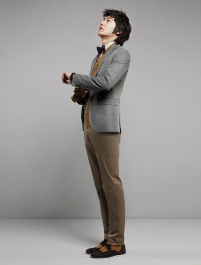 Lee Min Ho bảnh bao với thời trang Hàn Quốc - 17