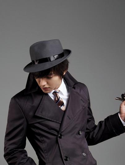 Lee Min Ho bảnh bao với thời trang Hàn Quốc - 18