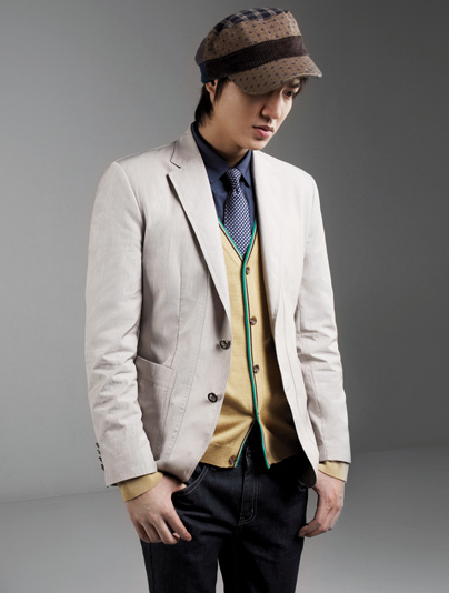 Lee Min Ho bảnh bao với thời trang Hàn Quốc - 21