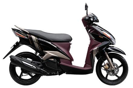 Yamaha trình làng 2 mẫu xe ga mới - 2