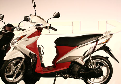 Yamaha trình làng 2 mẫu xe ga mới - 3