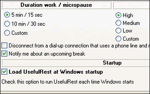 Phần mềm giúp mắt nghỉ ngơi khi ngồi máy tính lâu - 2