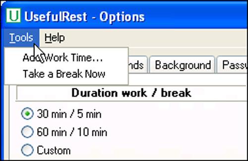 Phần mềm giúp mắt nghỉ ngơi khi ngồi máy tính lâu - 4