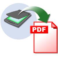 Scan tài liệu sang PDF cực đơn giản