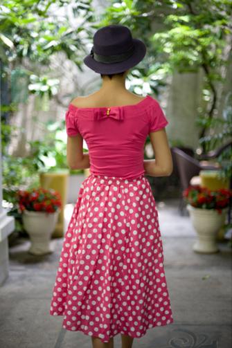 Tư vấn: Chọn váy cổ điển - 1