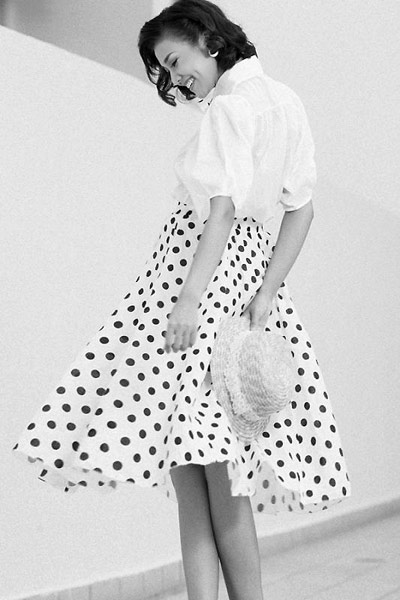 Tư vấn: Chọn váy cổ điển - 4