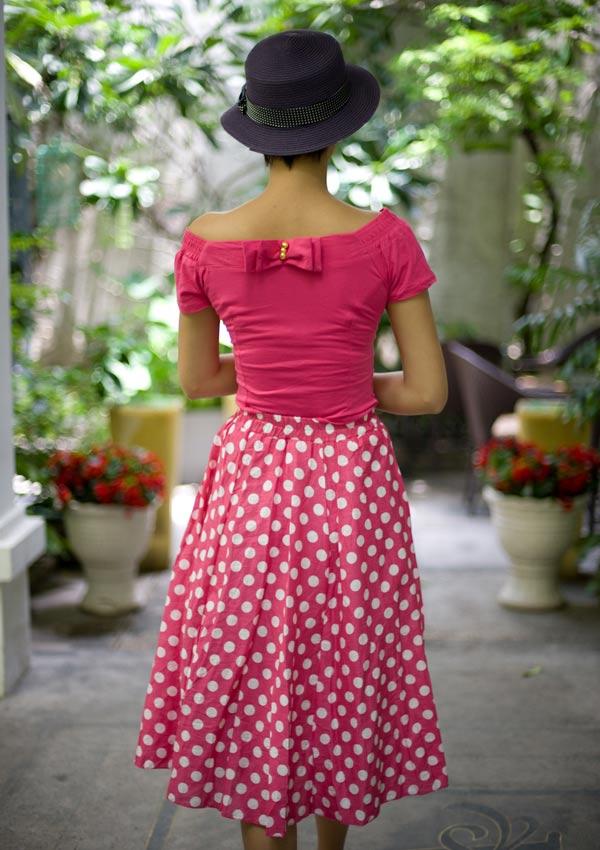 Tư vấn: Chọn váy cổ điển - 14