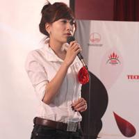 Phần thi hùng biện ấn tượng của các thí sinh Imiss Thăng Long